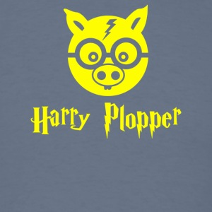 Harry Plopper - Men's T-Shirt