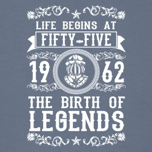 1962 - 55 years - Legends - 2017 - Men's T-Shirt