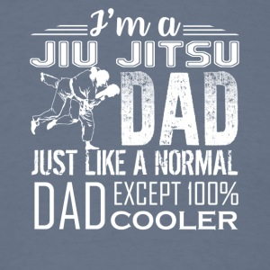 JIU JITSU DAD LOVE TEE SHIRT - Men's T-Shirt