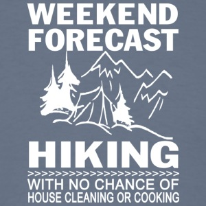 Weekend Forecast Hiking T Shirt - Men's T-Shirt