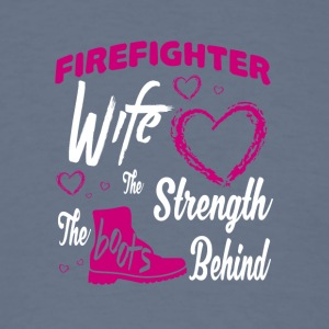 Firefighter Wife T Shirt - Men's T-Shirt