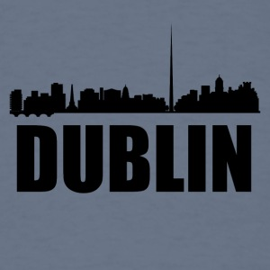 Dublin Skyline - Men's T-Shirt
