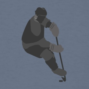 Ice Hockey Player - Men's T-Shirt