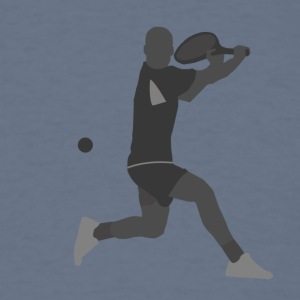 Tennis Player - Men's T-Shirt