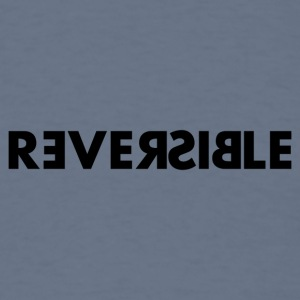 Reversible - Men's T-Shirt