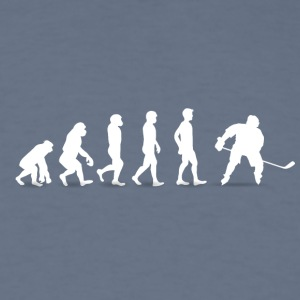 Hockey Evolution - Men's T-Shirt