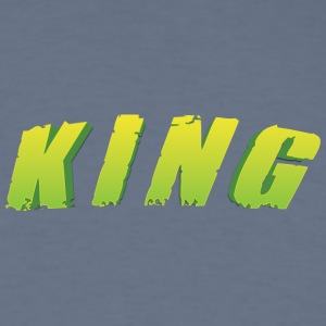 Green king - Men's T-Shirt