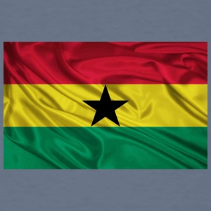 Ghana-Flag - Men's T-Shirt