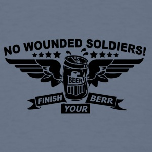 No Wounded - Men's T-Shirt