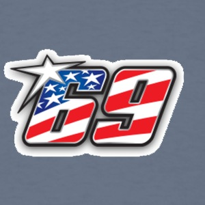 nicky hayden - The kentucky kid - Men's T-Shirt