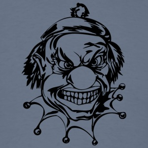 EVIL_CLOWNS - Men's T-Shirt
