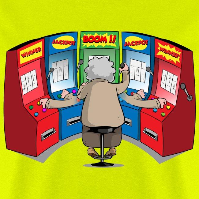 THE GAMBLIN' GRANNY