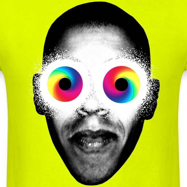 Psychedelic eyes