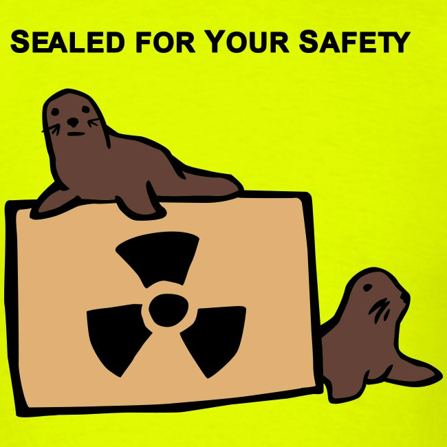 sealed for your safety