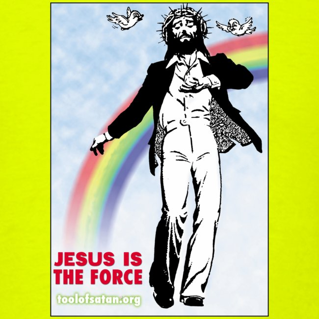 Jesus is Dancing on Popular Culture