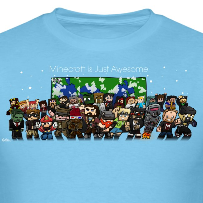 IS JUST AWESOME t shirt png