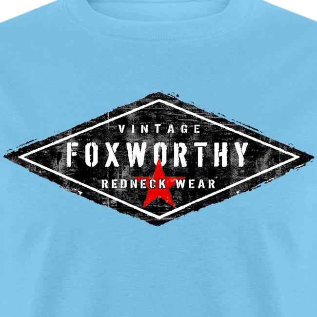 foxworthy vintage logo