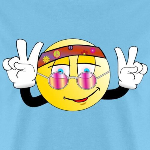 Hippie Peace - Men's T-Shirt