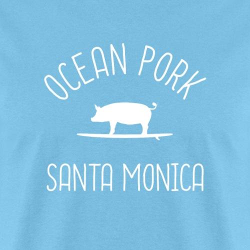 Ocean Pork w - Men's T-Shirt