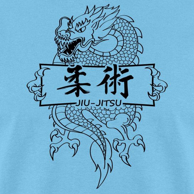 Dragon Jui-Jitsu Kanji