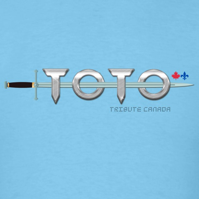 TOTO Tribute Canada (Black Name)