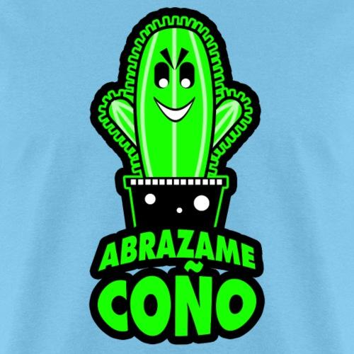 Abrazame coño - Men's T-Shirt