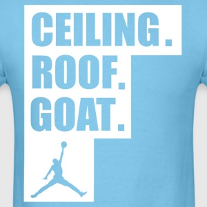 ceiling roof goat shirt - Men's T-Shirt