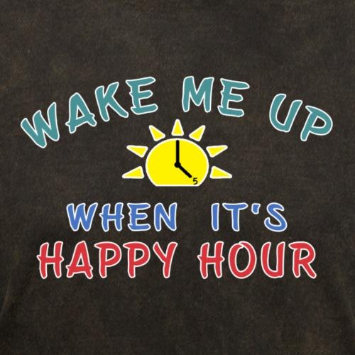 Happy Hour Moonshine Libation Liquor Mixologist.