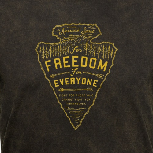 Freedom For Everyone - Men's T-Shirt