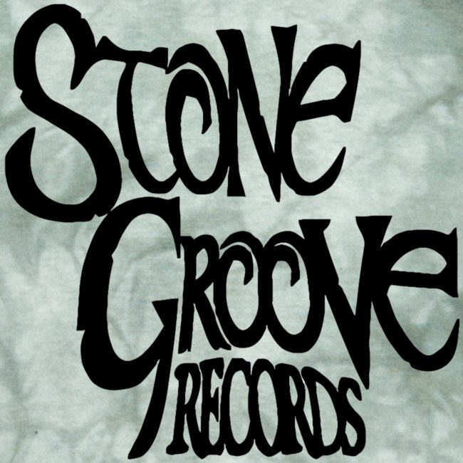 Stone Groove Records - Pinch Black Logo (shirt)