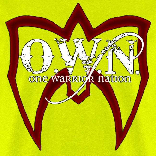 Sale - One Warrior Nation