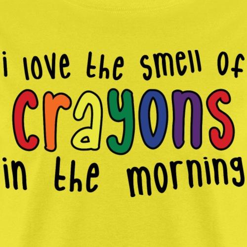 Crayons light - Men's T-Shirt