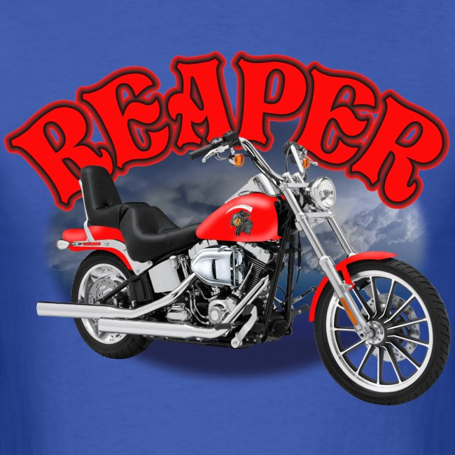 Motorcycle Reaper