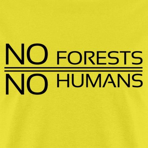 forest - Men's T-Shirt