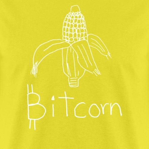 Bitcorn Tshirt - Men's T-Shirt