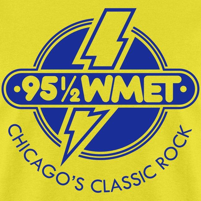 WMET logo (variable color)