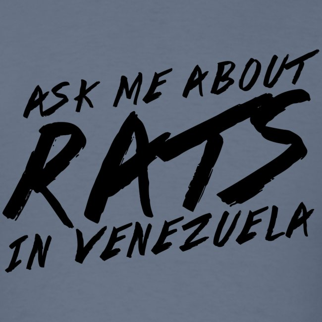 ask me about rats