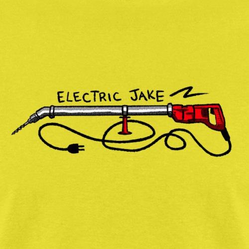 ELECTRIC JAKE - Men's T-Shirt