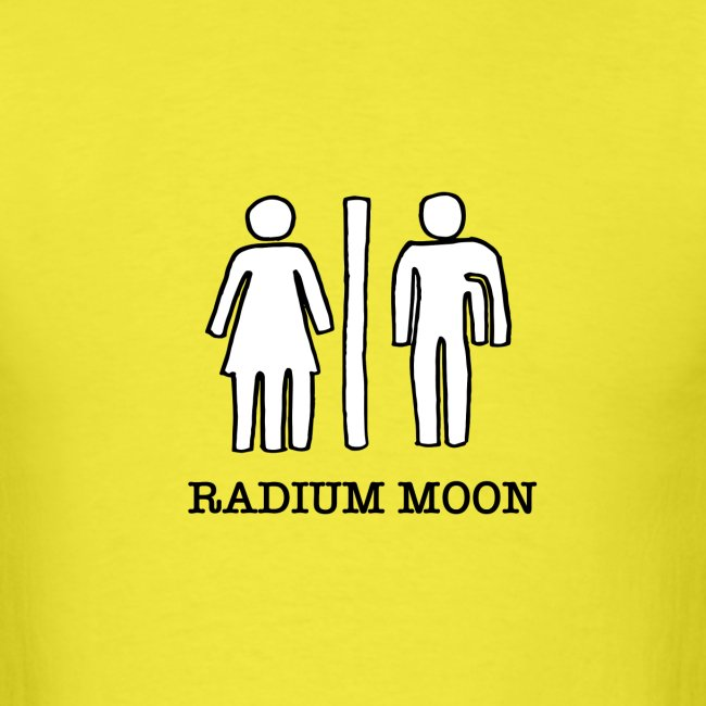 RADIUM MOON design by Connor Muir