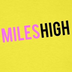 MILES HIGH FCSH/BLK - Men's T-Shirt