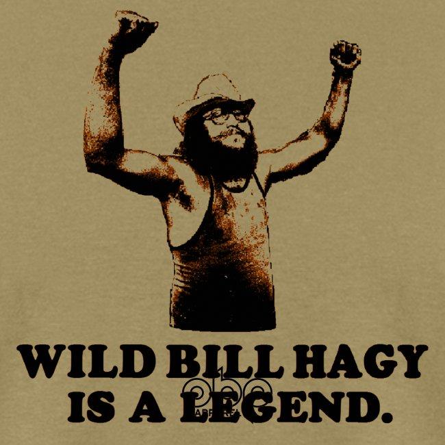 wild bill legend