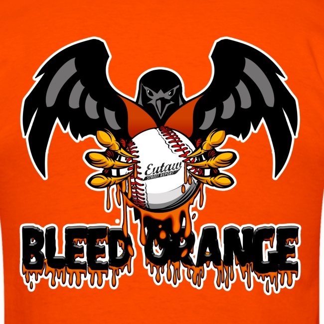 bleed orange shirt BIRD png