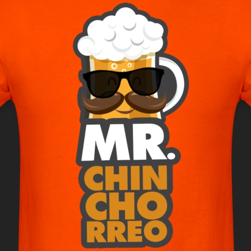 Mr. Chinchorreo - Men's T-Shirt