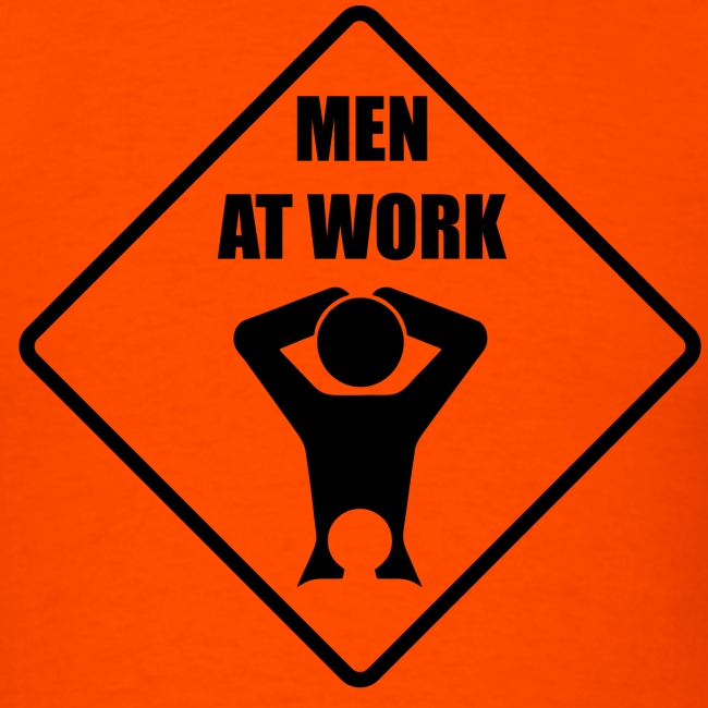 MEN AT WORK - No.001