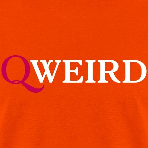 (Q)weird - Men's T-Shirt