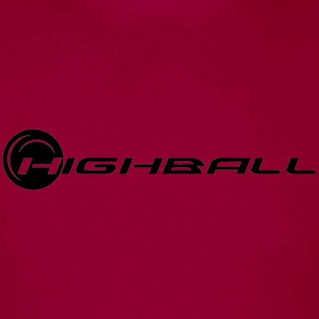 highball logo black and white gif