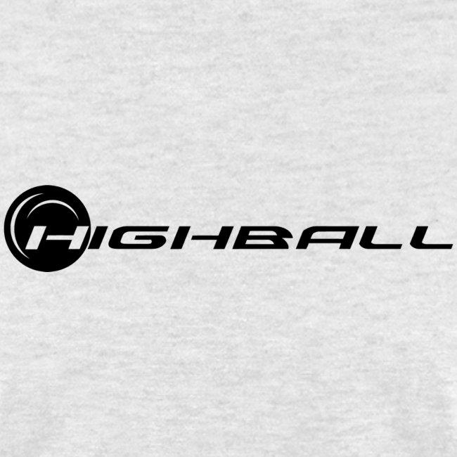 highball logo black and white gif