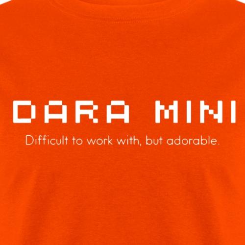 iDara Mini - Men's T-Shirt