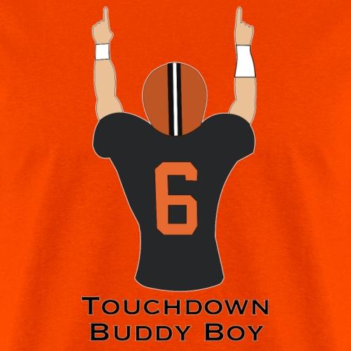 Touchdown Buddy Boy - Men's T-Shirt