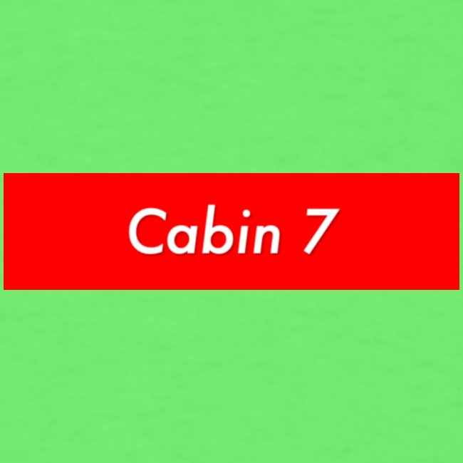 Cabin 7 red box small